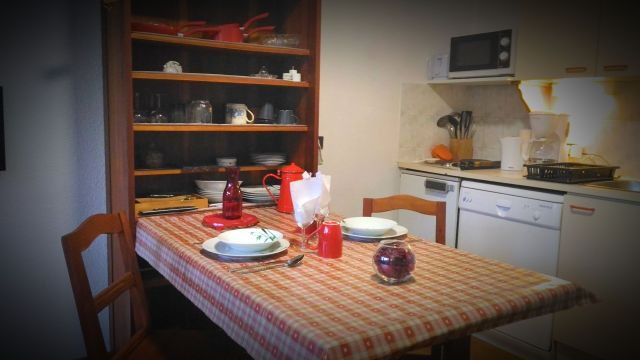 Studio in bourg saint maurice - Vacation, holiday rental ad # 66090 Picture #9