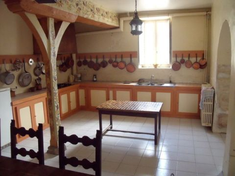 Castle in Tonnerre - Vacation, holiday rental ad # 66130 Picture #13