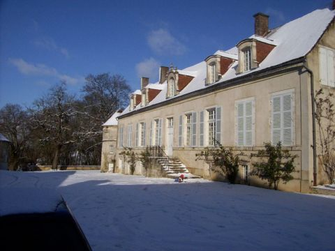 Castle in Tonnerre - Vacation, holiday rental ad # 66130 Picture #2