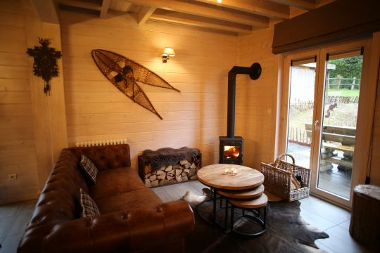 Chalet in Dochamps - Vacation, holiday rental ad # 66231 Picture #2