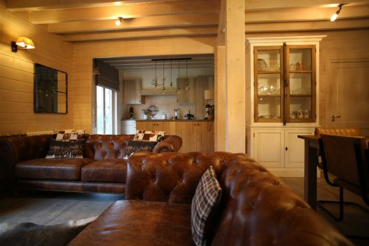 Chalet in Dochamps - Vacation, holiday rental ad # 66231 Picture #5