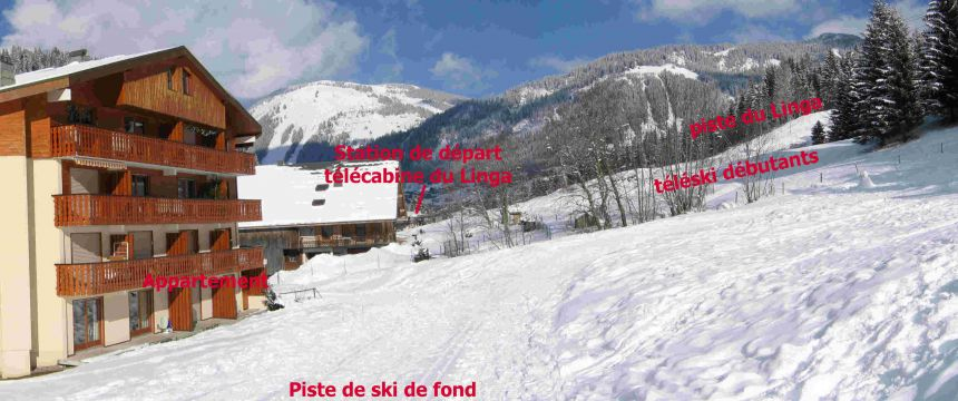 Appartement in Châtel - Anzeige N°  66269 Foto N°0 thumbnail