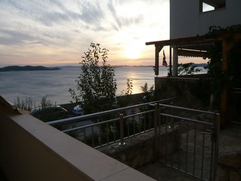 Flat in Drage - Vacation, holiday rental ad # 66291 Picture #0