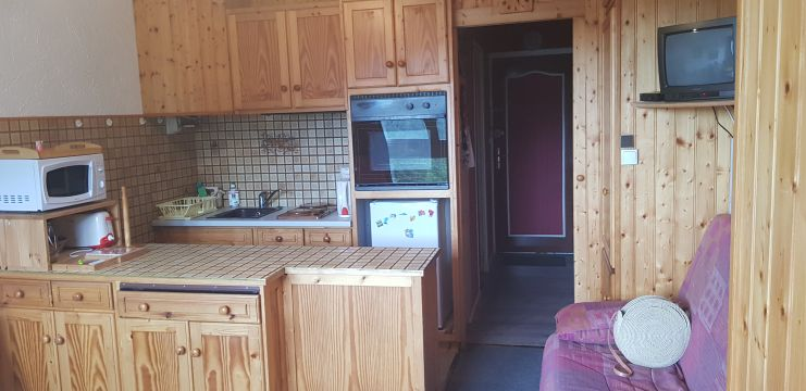 Studio in Laveissiere - Vacation, holiday rental ad # 66305 Picture #0