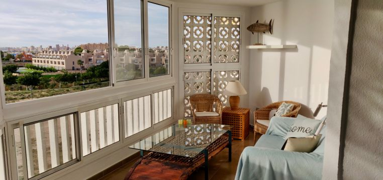 Appartement in EL CAMPELLO - ALICANTE - Anzeige N°  66327 Foto N°7 thumbnail