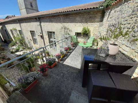 Flat in Rochefort - Vacation, holiday rental ad # 66341 Picture #4
