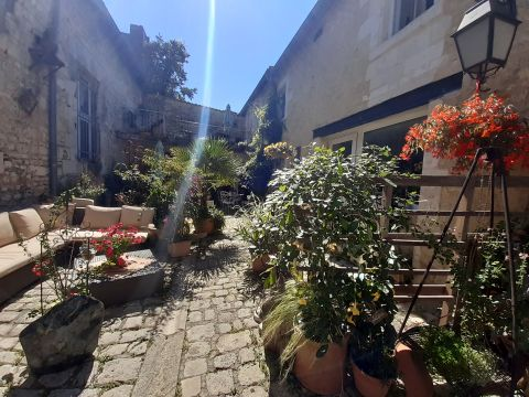 Flat in Rochefort - Vacation, holiday rental ad # 66345 Picture #4