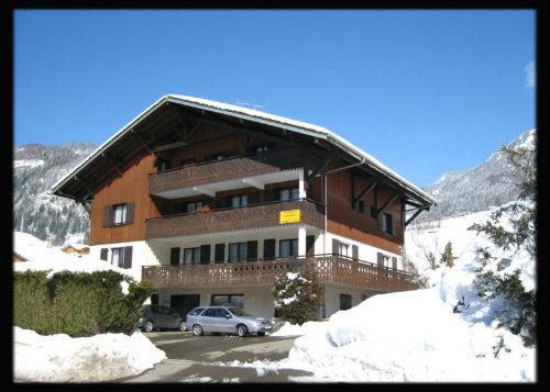 Appartement Vacheresse - 4 personnes - location vacances  n°66402