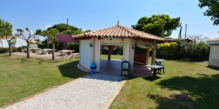 Chalet in St pierre d'oleron - Vacation, holiday rental ad # 66498 Picture #11
