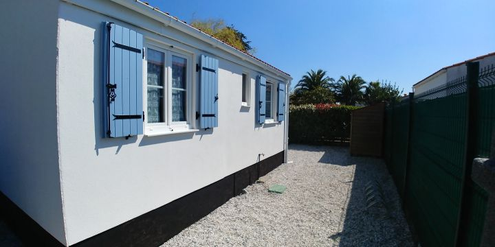 Chalet in St pierre d'oleron - Vacation, holiday rental ad # 66498 Picture #5