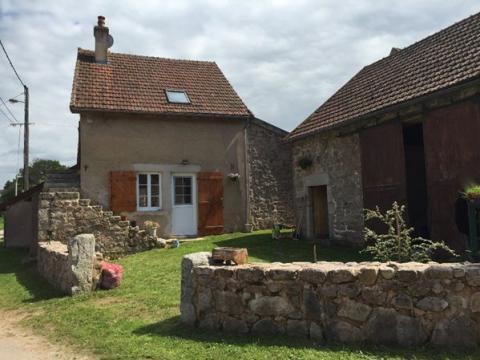 Maison La Roche En Brenil - 4 personnes - location vacances  n°66504