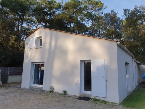 House in Jard sur mer - Vacation, holiday rental ad # 66507 Picture #1