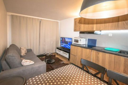 Flat in Avoriaz - Vacation, holiday rental ad # 66510 Picture #10