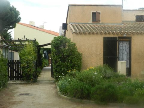 House in saint-cyprien-plage - Vacation, holiday rental ad # 66522 Picture #0