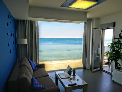 Flat in La Manga del mar menor - Vacation, holiday rental ad # 66533 Picture #4