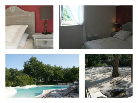 Gite in LABEAUME - Vacation, holiday rental ad # 66601 Picture #1