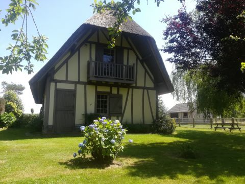 House in Ste-Marguerite-Sur-Mer - Vacation, holiday rental ad # 66602 Picture #8