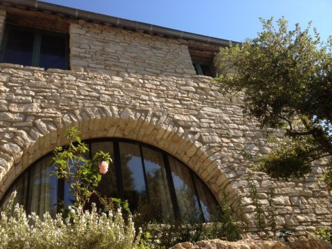 Gite in Saignon - Vacation, holiday rental ad # 66614 Picture #1