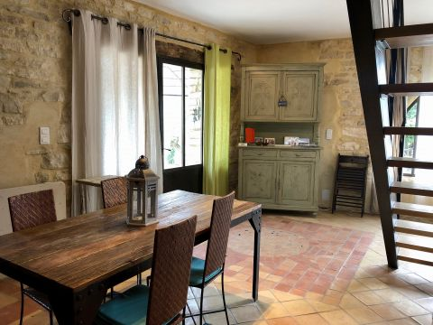 Gite in Saignon - Vacation, holiday rental ad # 66614 Picture #8