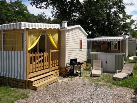Mobile home in Soulac-Sur-Mer - Vacation, holiday rental ad # 66667 Picture #4