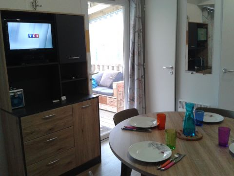 Mobile home in Soulac-Sur-Mer - Vacation, holiday rental ad # 66667 Picture #9