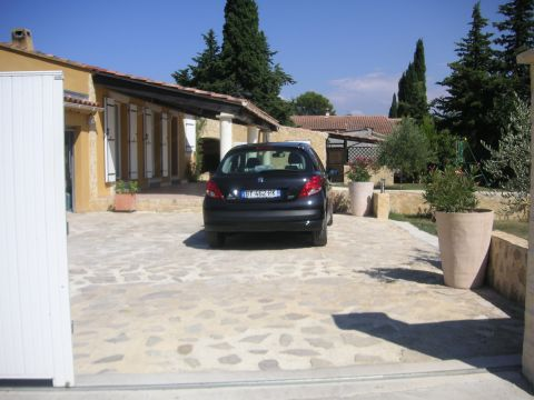 House in Roaix - Vacation, holiday rental ad # 66670 Picture #0