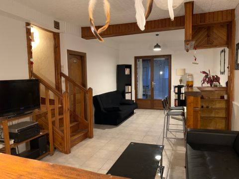 House in Fougax et barrineuf - Vacation, holiday rental ad # 66684 Picture #0