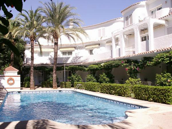 Flat in Denia for   5 •   2 bedrooms