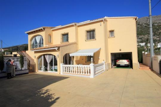 House in Tormos for   8 •   with private pool   #66705