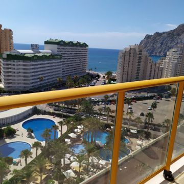 Flat in CALPE - Vacation, holiday rental ad # 66842 Picture #0