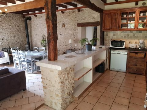 Gite in Fossemagne - Vacation, holiday rental ad # 66891 Picture #9