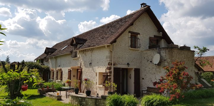 Gite in Fossemagne - Vacation, holiday rental ad # 66891 Picture #0