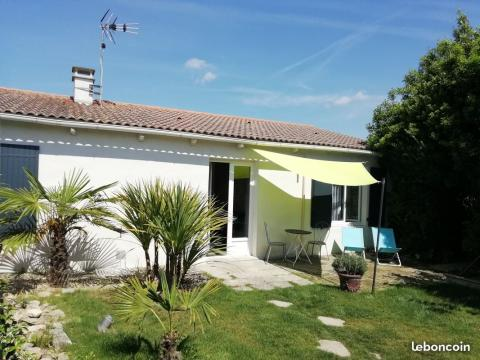 House L'aiguillon Sur Mer - 6 people - holiday home  #66932