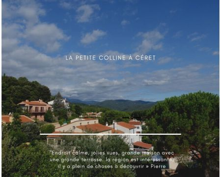 House in Céret - Vacation, holiday rental ad # 66978 Picture #16
