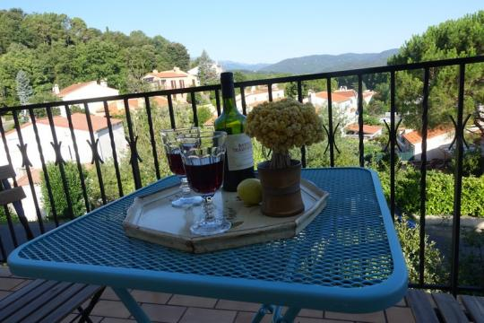 House in Céret - Vacation, holiday rental ad # 66978 Picture #0