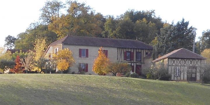 Ferme 5 personnes Bassoues - location vacances  n°66994