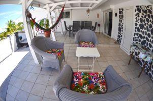 Appartement Le Gosier - 4 personnes - location vacances  n°66075
