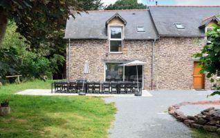 Casa rural Concoret - 27 personas - alquiler n°66109