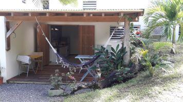Maison Le Gosier - 2 personnes - location vacances  n°66139