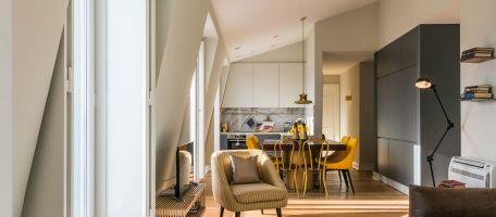 Appartement Lisbonne - 8 personnes - location vacances  n°66204