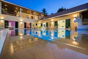 Villa By Emily - Laem Sor - Bang Kao - 10 people - holiday home  #66233
