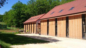 Chalet La Chapelle Aubareil - 12 personnes - location vacances  n°66234