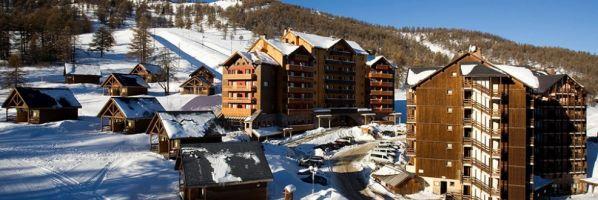 Appartement Risoul - 6 personnes - location vacances  n°66293