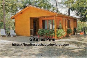 Chalet Auriac Du Périgord - 6 personnes - location vacances  n°66309