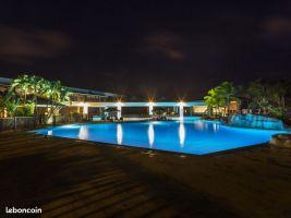 Saint-francois -    avec piscine partagée