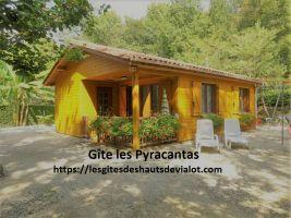 Gite Auriac Du Périgord - 6 personnes - location vacances  n°66357