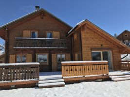 Chalet La Joue Du Loup - 8 people - holiday home