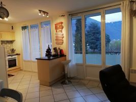 Flat Albertville - 5 people - holiday home  #66425