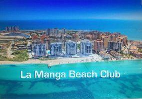 Apartamento La Manga Del Mar Menor - 4 personas - alquiler n°66533