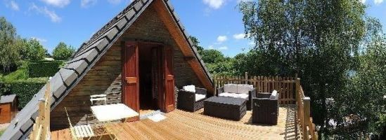 Chalet in Salles curan for   5 •   private parking
